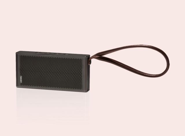 Loewe klang m1 - graphitgrau: Portabler Bluetooth-Speaker