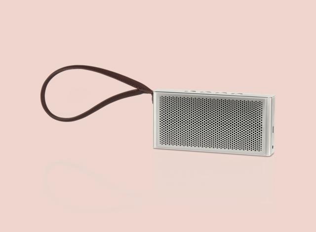 Loewe klang m1 - silber: Portabler Bluetooth-Speaker