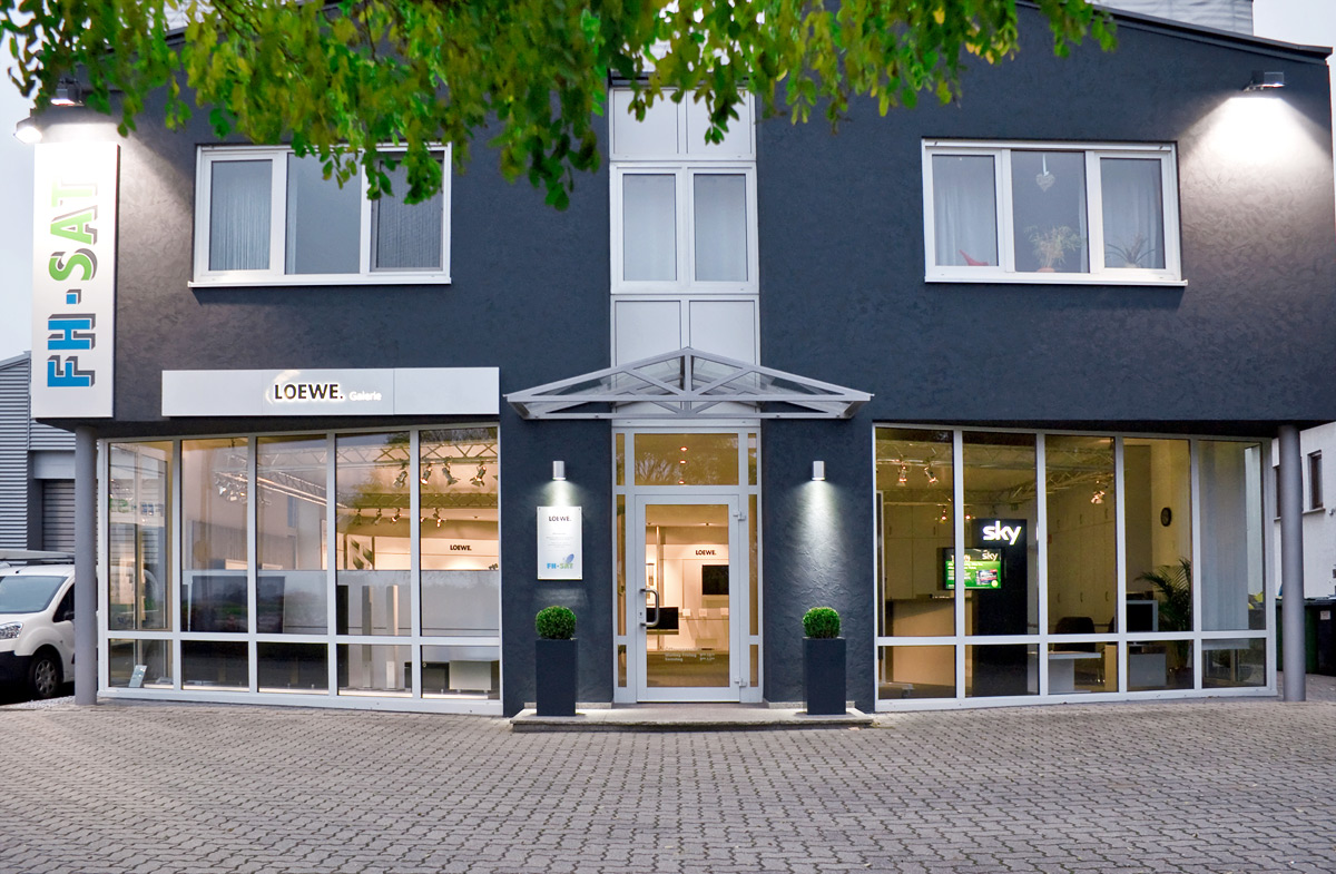 SmartMedia Galerie in Linkenheim - Home Entertainment in Perfektion.