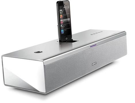 Loewe SoundPort Compact. Großer Klang im edlen Design.