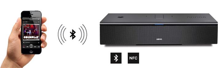 Loewe SoundPort Compact - Einfachste Vernetzung dank modernster Technik.