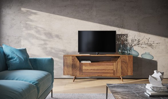 Loewe bild 3.43 Smart-TV Tablestand