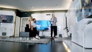 SmartMedia Galerie Linkenheim - Erleben Sie die aktuellen Loewe, Metz und Panasonic Home Entertainment Produkte in unserem Showroom.